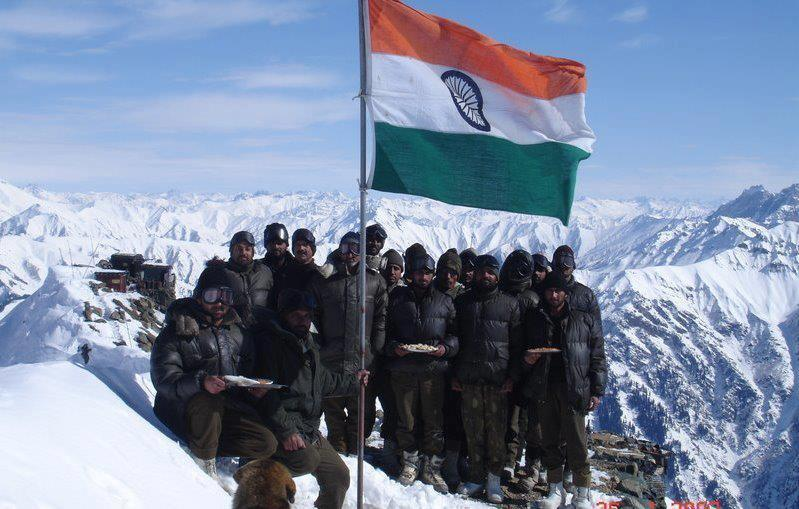 army india brave