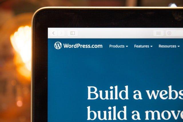 Wordpress blog food india