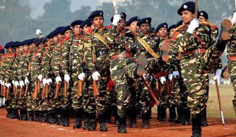Brave soldiers India