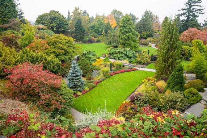 Queen Elizabeth Park vancouver canada travel