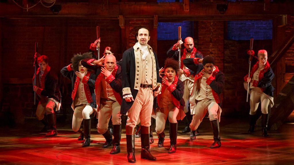 Alexander Hamilton United states of america disney