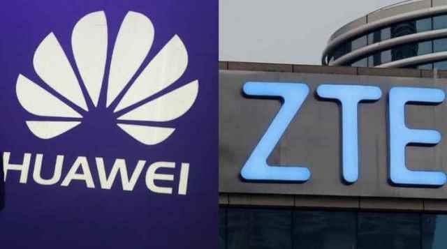 Huawei ZTE 5G