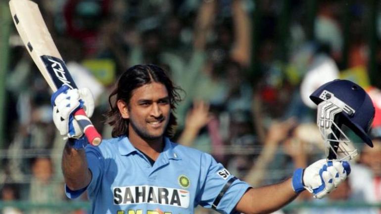 dhoni birthday india cricket