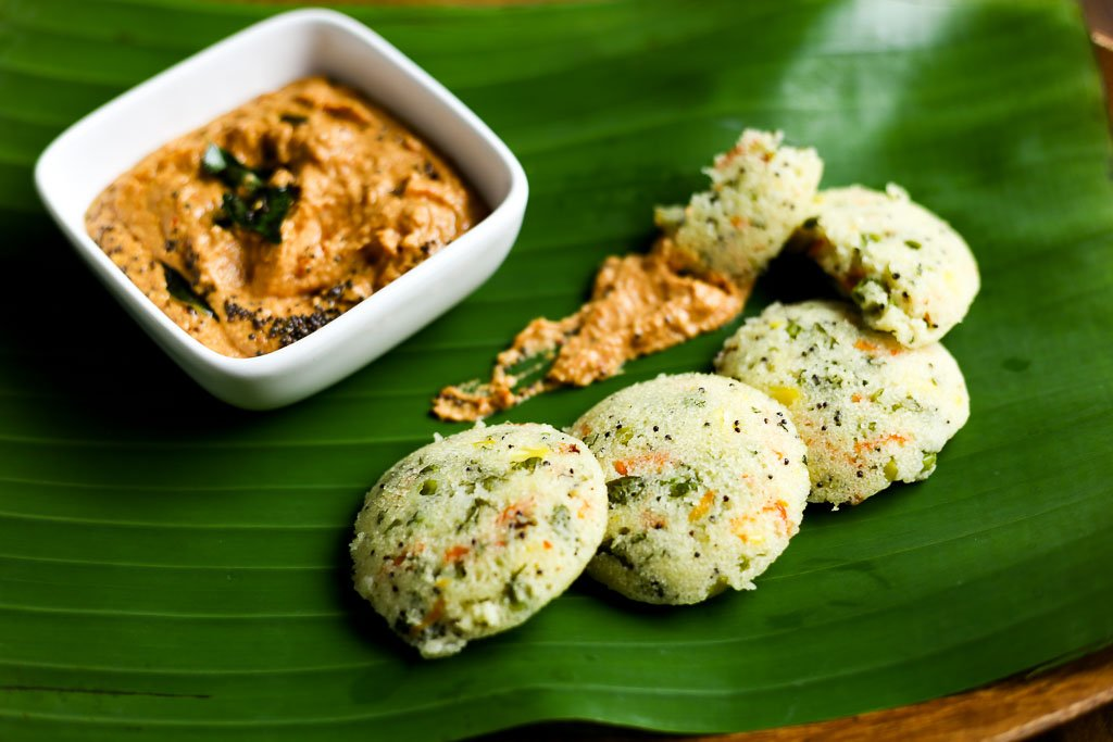 easy recipes home food vegetable idli
