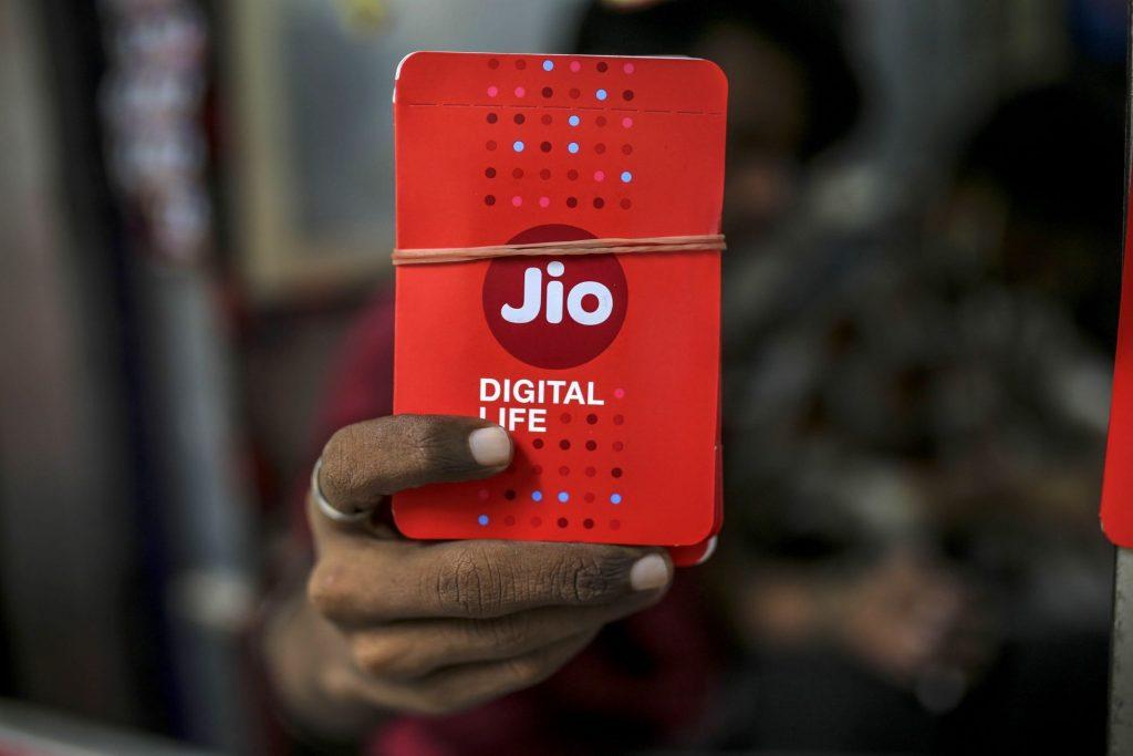 google jio reliance industries mukesh ambani india