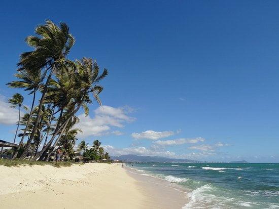 oahu hawaii beach honolulu ewa beach
