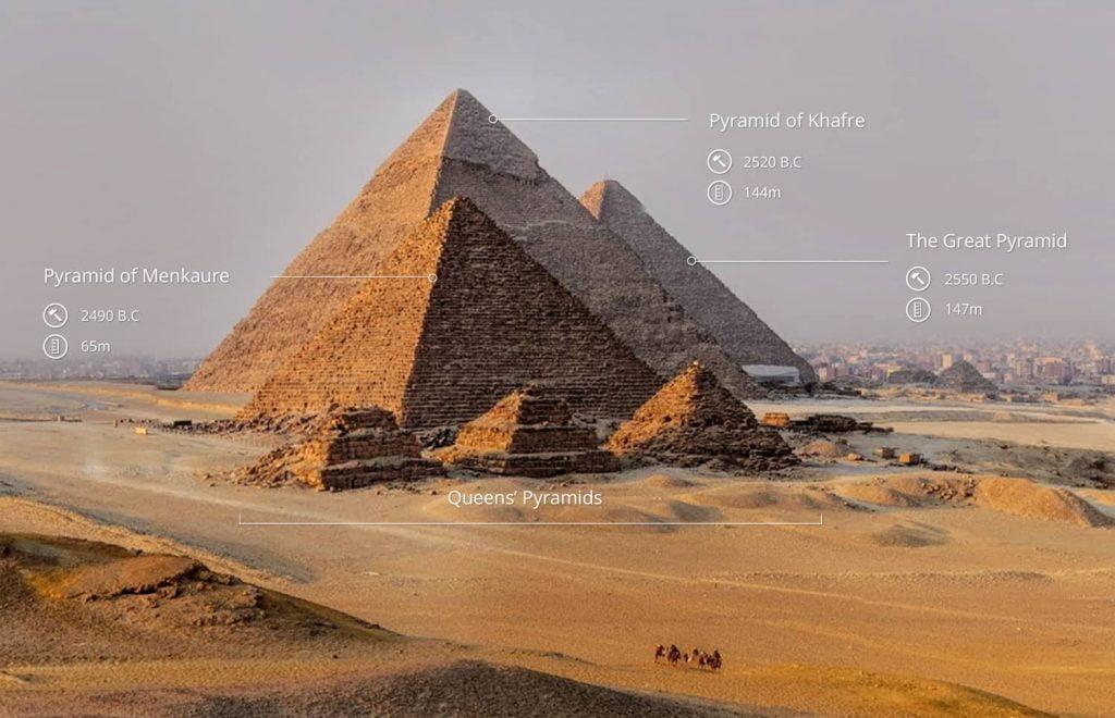 cairo africa cairo square egypt pyramids of giza