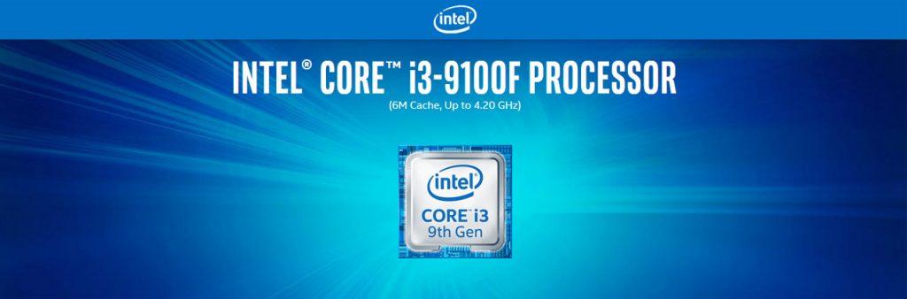 Intel i3 pc build