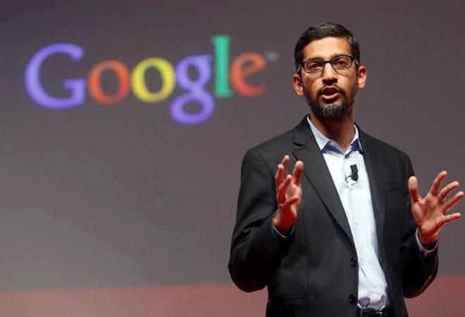 Google sundar pichai Modi India facebook