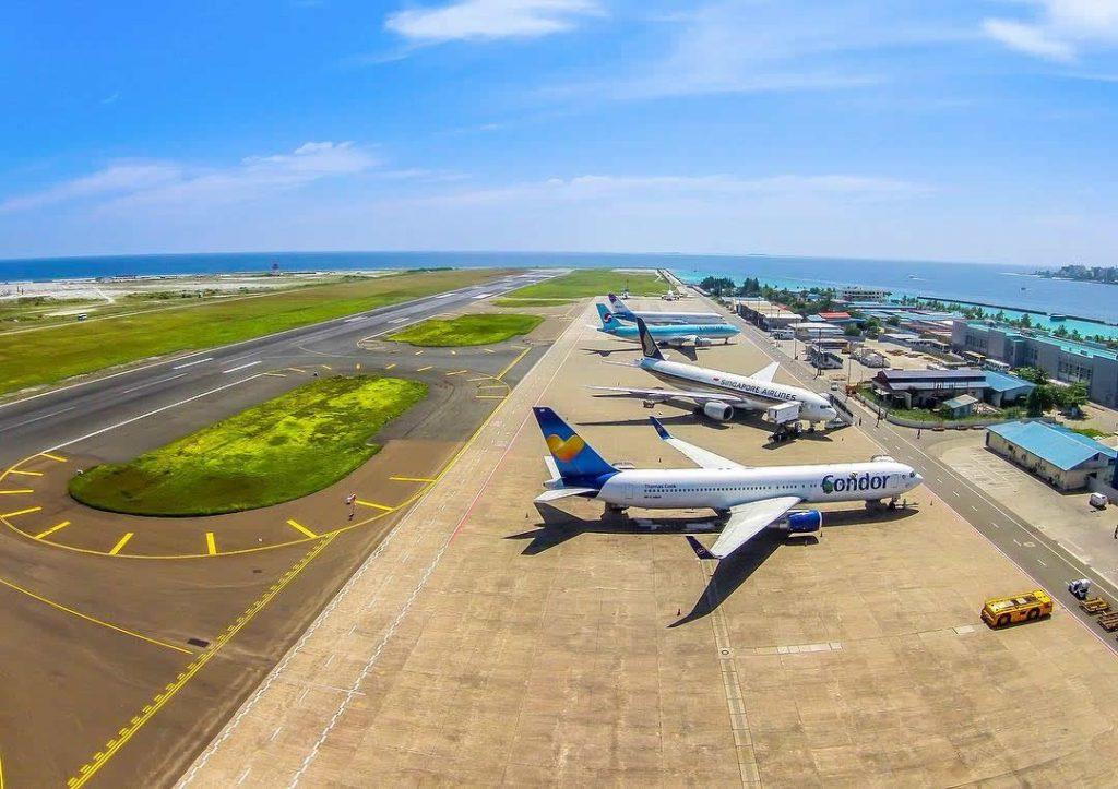 maldives tourism wiki airport