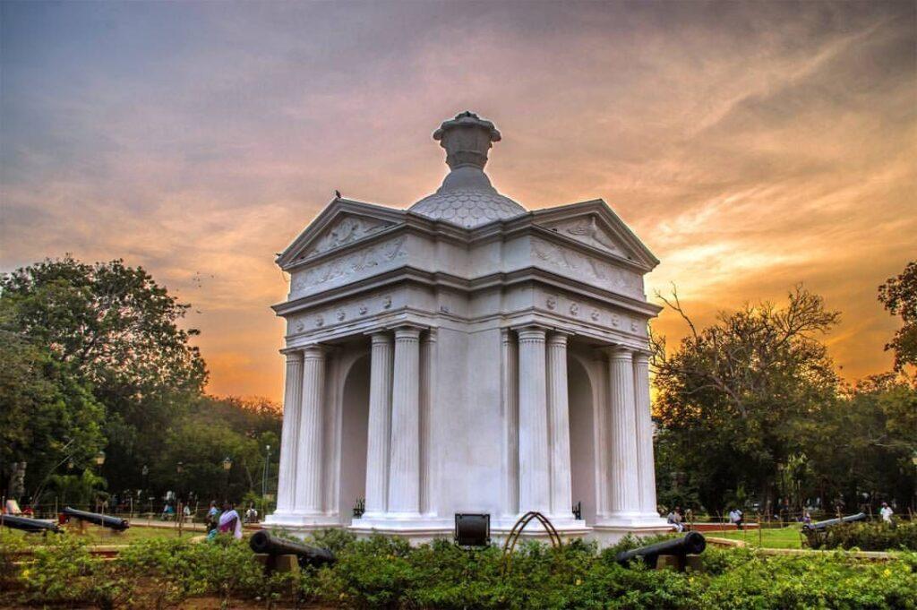 pondicherry tourism hotel aayi mandapam