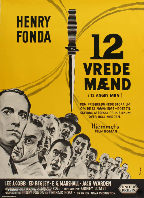 12 Angry Men hollywood