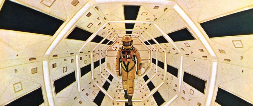 hollywood classics 2001: A Space Odyssey (1968)