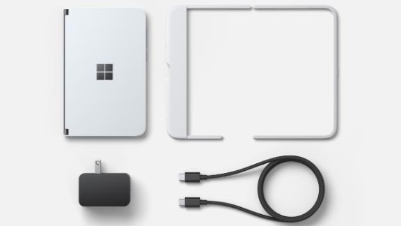 surface duo microsoft android dual screen
