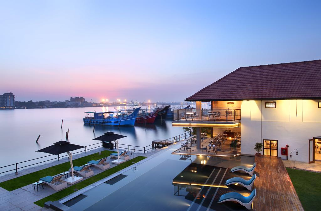 Kerala tourism india hotels kochi