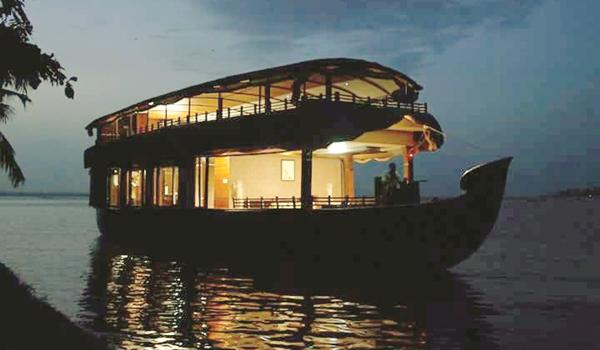 pondicherry tourism hotel chunnambar boathouse