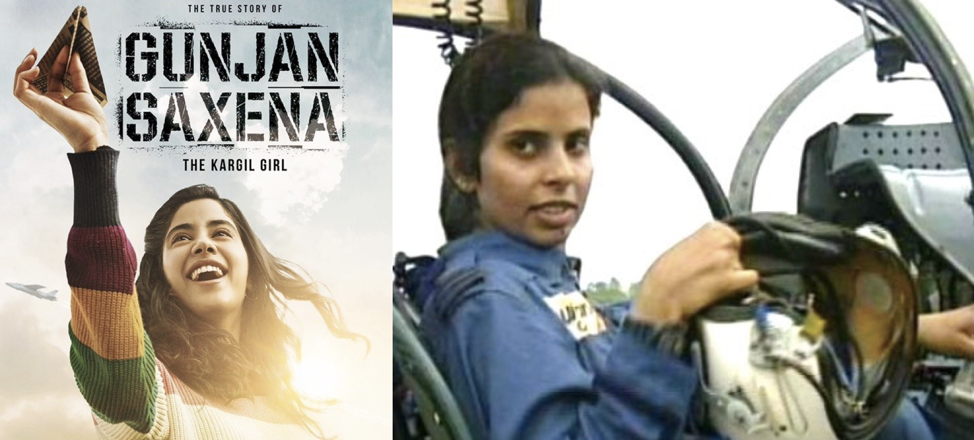 Gunjan Saxena 2020 India S Female Pilot S War Biopic And The Deeply Moving Story Of A Feminist Father And His Feisty Daughter Theunblog