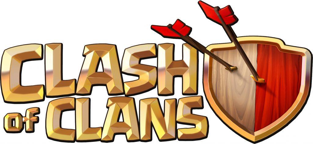 clash of clans coc logo