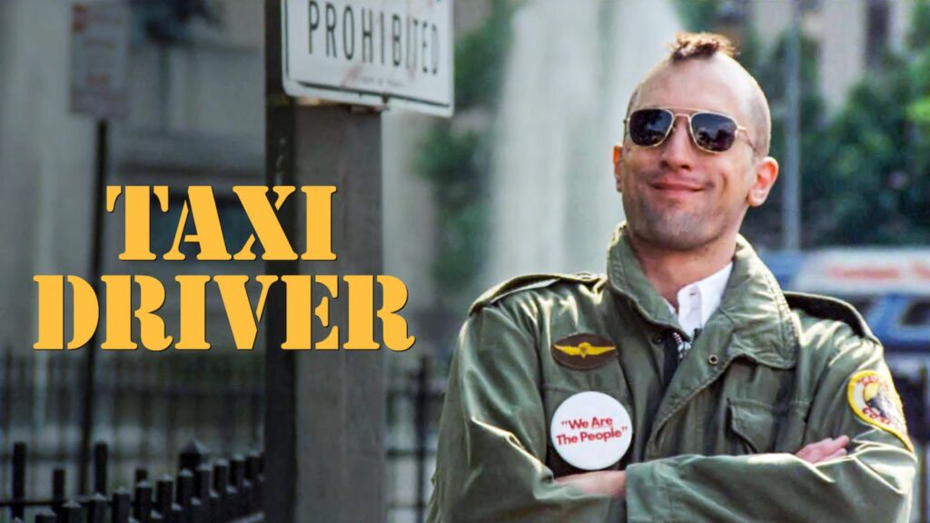 hollywood classics taxi driver Martin Scorsese