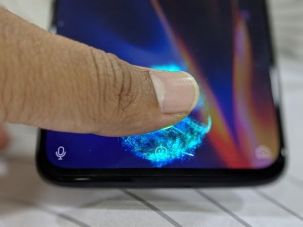 oxygenos 11 android 11 fingerprint