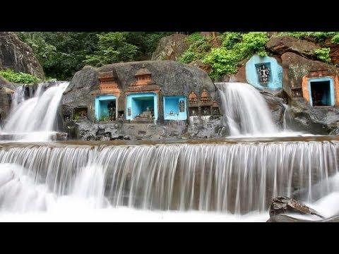 Chikmagalur tourism waterfalls trekking india Kallathigiri Falls