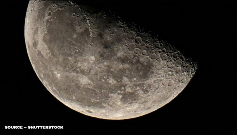 moon lunar soil isro ISS