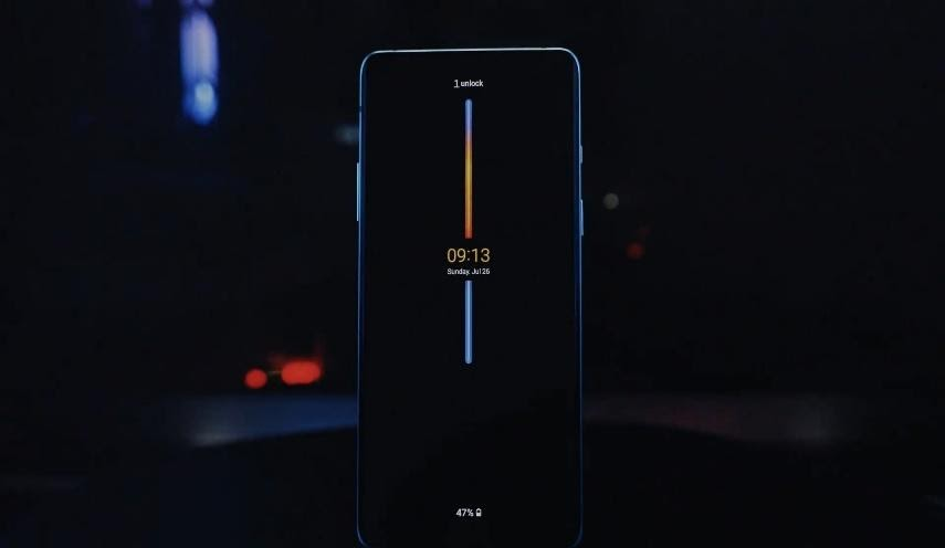 oxygenos 11 android 11 always on displayrelease date