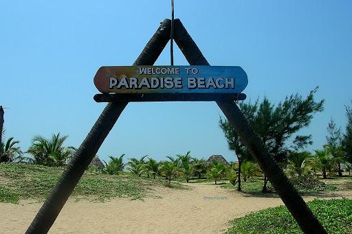 pondicherry tourism hotel paradise beach