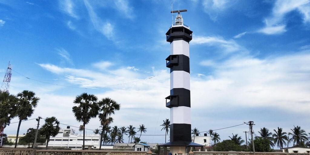 pondicherry tourism hotel lighthouse