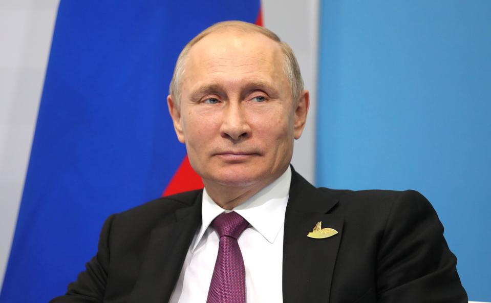 coronavirus russia president