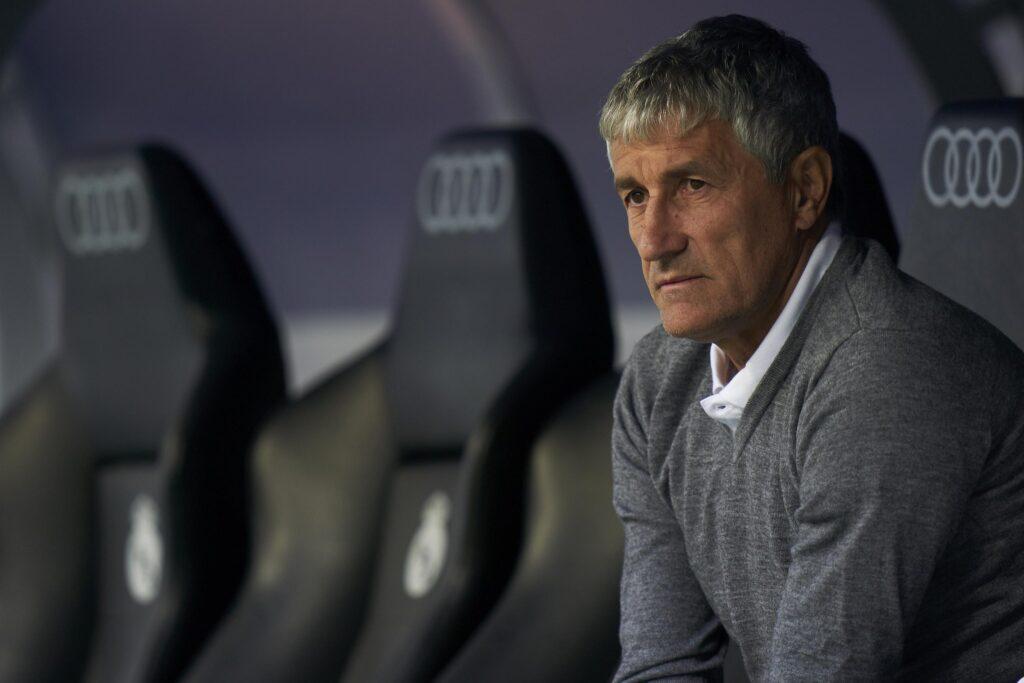 fc barcelona's new coach setien