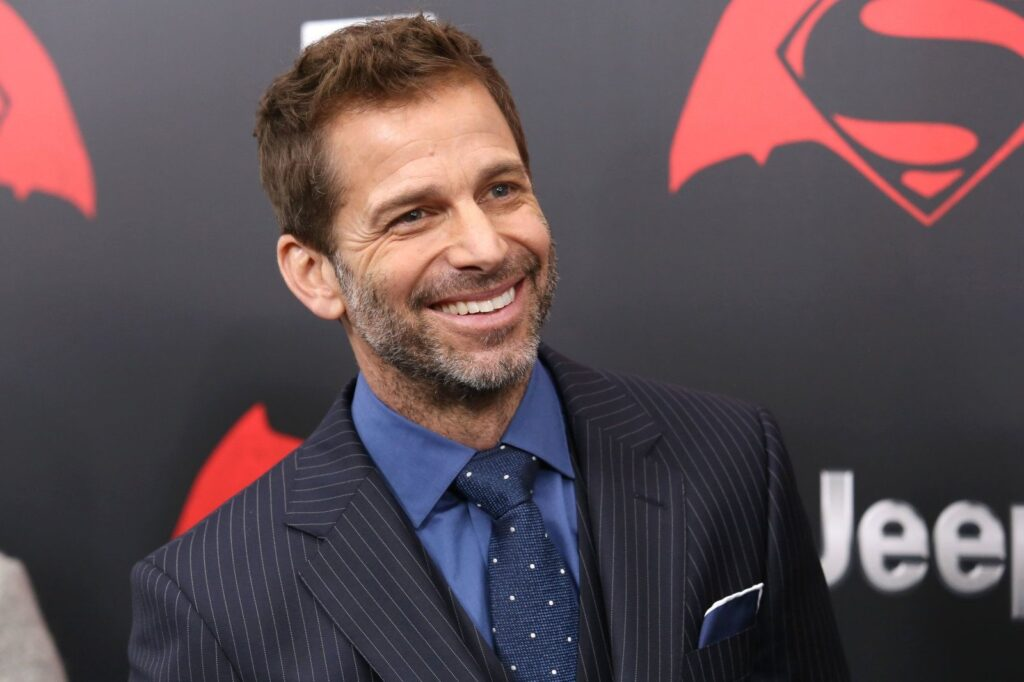 zack snyder justice league unlimited