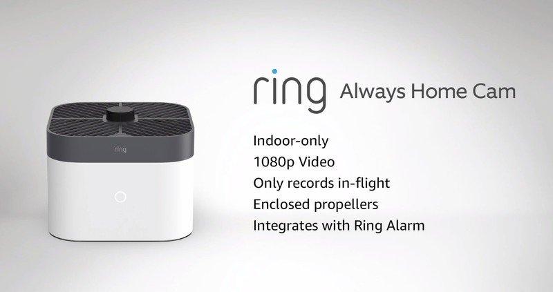 ring always home cam amazon jeff bezos drone