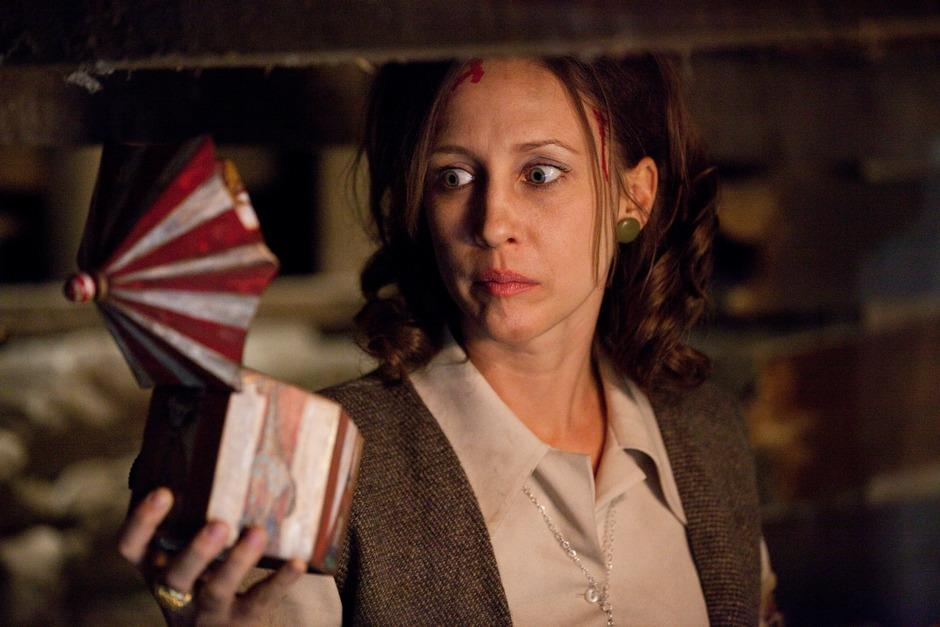 the conjuring netflix horror movies